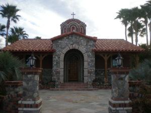 Αγίου Αντωνίου: Το μοναστήρι του στην Αριζόνα που έχτισε ο μακαριστός γ. Εφραίμ