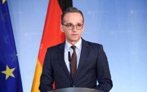 Γερμανός Υπ. Εξωτερικών: Είμαστε υπέρ του ενεργού ρόλου της Ρωσίας στο Ιράν και τη Συρία