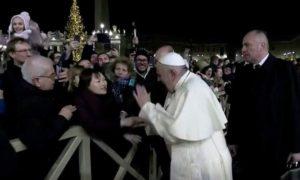 Ο Πάπας Φραγκίσκος … έσπασε το ΑΛΑΘΗΤΟ και ζήτησε συγνώμη!