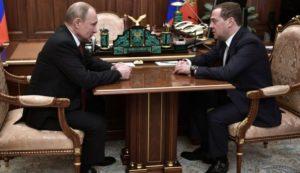 Έκτακτο : Παραίτηση κυβέρνησης στη Ρωσία