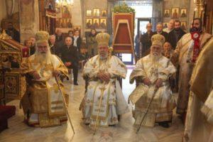 ΚΥΠΡΟΣ: Λαμπρή Πανήγυρη για τον Άγιο Νεόφυτο στη Μονή του στην Πάφο