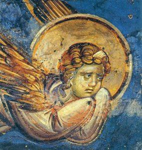 Όταν ο Άγγελος έκλαψε…