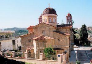 Θήβα: Ιερά Αγρυπνία στη Μεγάλη Παναγιά