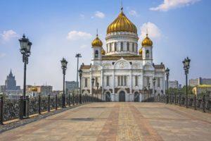Παρέμβαση του Πατριαρχείου Μόσχας: Θεός και Σύνταγμα
