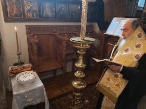 ΙΕΡΟΣΟΛΥΜΑ :Το πρώτο Ψυχοσάββατο 2020 στο Πατριαρχείο από τον Θεόφιλο