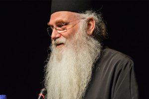 Ο Μεσογαίας Νικόλαος στο Ιερό Προσκύνημα  Αναστάσεως Χριστού Σπάτων