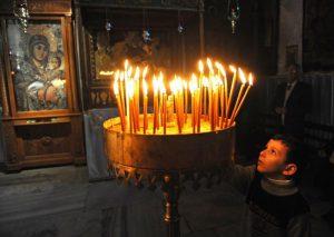 Το κερί στη ζωή της Εκκλησία μας