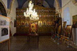 Ι.Μ.Κωνσταντίας: Έκθεση Εικόνων της Θεοτόκου στο Παραλίμνι