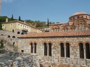 Το μοναστήρι του Αγίου Λουκά στη Ρούμελη