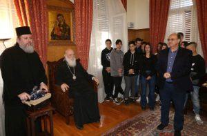 100 μαθητές γυμνασίου στον Ιερώνυμο