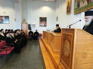Ο Καισαριανής Δανιήλ ομιλητής στην Ιερατική Σύναξη της Μητρόπολης Πέλλης