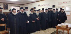 Αντιπροσωπεία του ΙΣΚΕ στις Ιερές Μητροπόλεις Κερκύρας και Δρυϊνουπόλεως