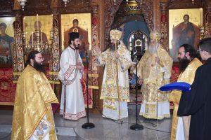 ΛΕΜΕΣΟΣ : Αρχιερατικό Συλλείτουργο για την Αγία Ματρώνα