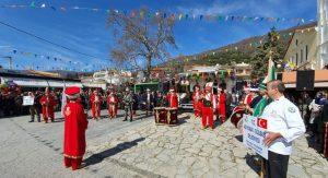 Τουρκικά εμβατήρια έξω από εκκλησία στην Θεσσαλονίκη: «Καταστρέψτε τους Έλληνες»