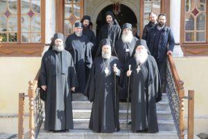 Στη Μονή Ξενοφώντος Αγίου Ορους ο Θεσσαλιώτιδος Τιμόθεος