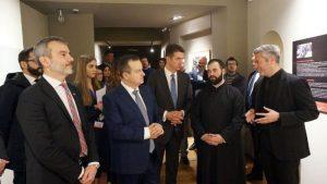 Θεσσαλονίκη ΝΕΑ : Στην Αγιορειτική Εστία ο υπουργός Εξωτερικών της Σερβίας Ιβ.Ντάτσιτς