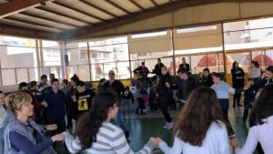 Τσικνοπέμπτη στα εκπαιδευτήρια της Μητρόπολης Πειραιώς