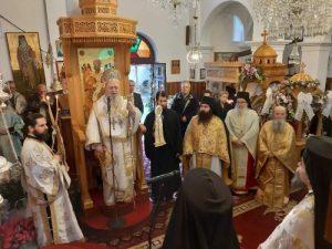 Η Σκόπελος εόρτασε τον Πολιούχο της Αγιο Ρηγίνο