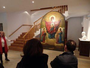 Λάρισα: Νέοι του Αγίου Αχιλλίου στο Λαογραφικό Μουσείο