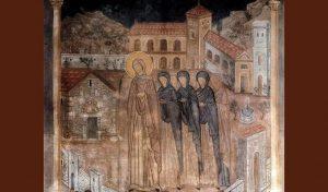 Ο Φώτης Κόντογλου γράφει για την Αγία Φιλοθέη