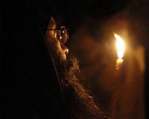 Αγ. Ορος :Δοξαστικό Αίνων Κυριακής του Ασώτου (Ψάλλουν οι Πατέρες του Κελλιού Αγ. Ιωάννου  Σκήτης Κουτλουμουσίου)