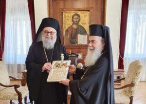ΙΕΡΟΣΟΛΥΜΑ :Τι είπε ο Θεόφιλος στην Ιερά Σύνοδο – Η «συμμαχία » με τον Πατριάρχη Αντιοχείας