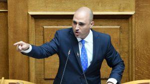 Ερώτηση Μπογδάνου στη Βουλή : Οι επιθέσεις στην Ορθοδοξία αυξάνονται