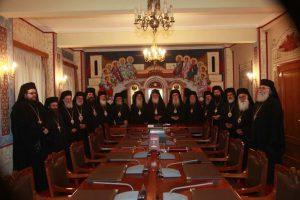 Στον απόηχο της Ιεραρχίας της ελλαδικής Εκκλησίας