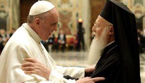 Καθηγητής Κυριαζόπουλος : Το Φανάρι δημιούργησε την ΟCU για ένωση της Ορθοδοξίας με τον Παπισμό