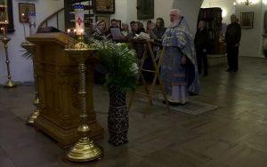 ΜΟΣΧΑ: Σε Εκκλησία προσευχήθηκαν για την Κίνα που μαστίζεται από τον νέο κοροναϊό
