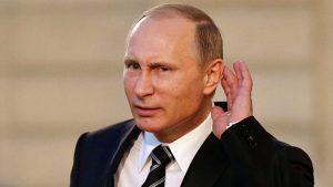 """O Πούτιν ξεκαθαρίζει : Όσο είμαι εγώ δεν θα υπάρξουν """"γονιός 1"""" και """"γονιός 2"""""""