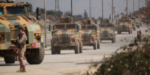 ΣΥΡΙΑ : Οι Τούρκοι εισέβαλαν στο Ιντλίμπ – Νέος πόλεμος έρχεται …