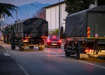 Italian military trucks