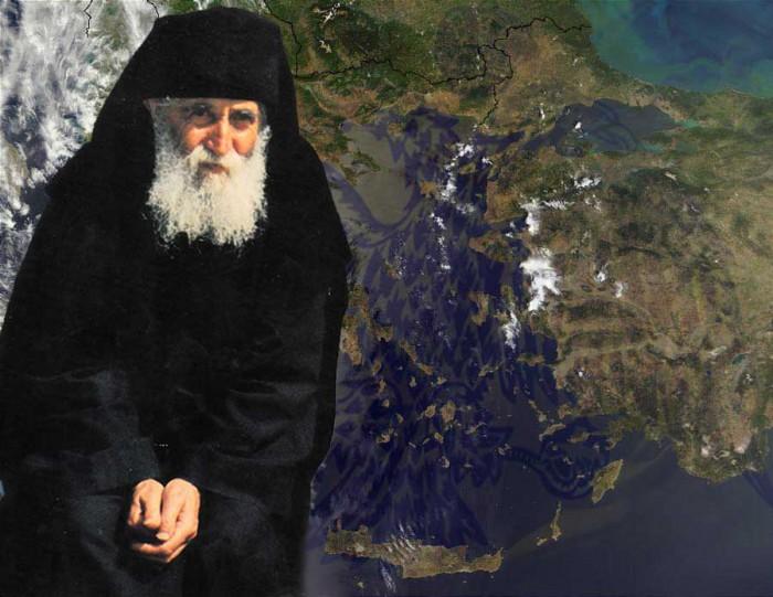 Άγιος Παΐσιος ο Αγιορείτης: Όταν ο τουρκικός στόλος έρχεται προς την Ελλάδα...  - ΒΗΜΑ ΟΡΘΟΔΟΞΙΑΣ