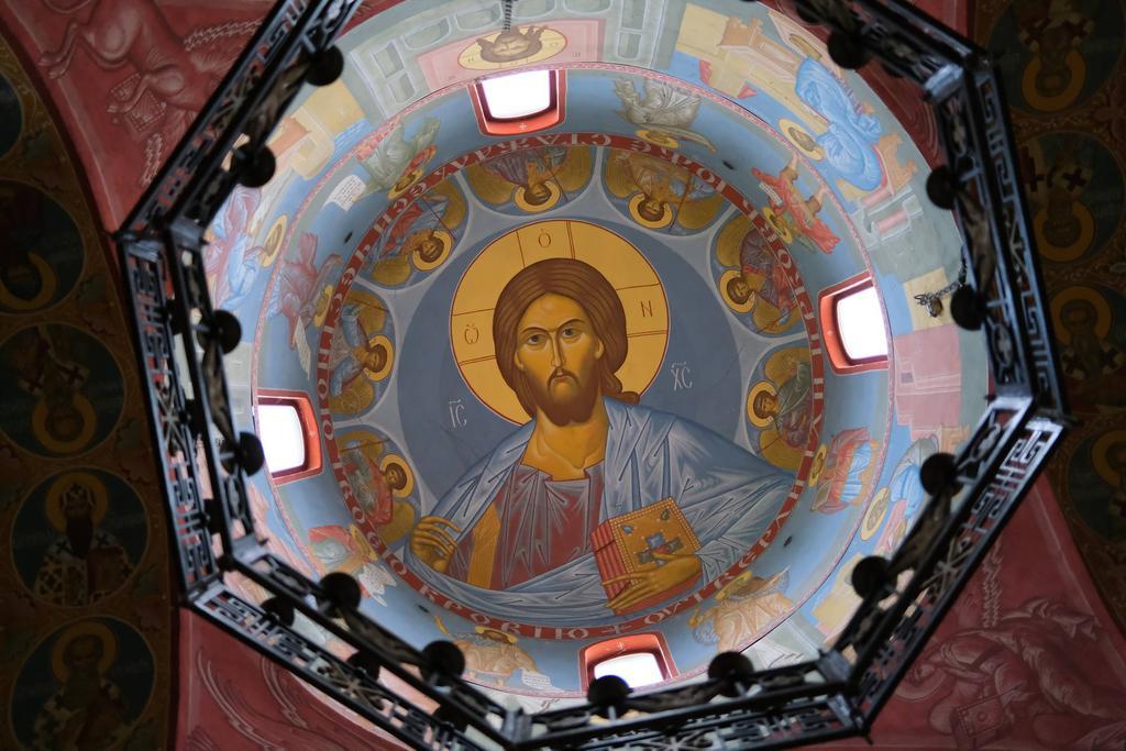 Ιερά Πανήγυρις στην Μονή Αγίας Σκέπης και Αγίων Αναργύρων πλησίον του Αγίου Γεωργίου Λιβαδειάς