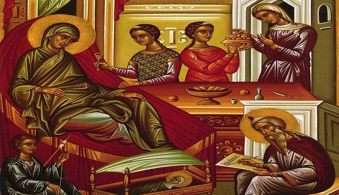 Το Γενέθλιο του Αγίου Ιωάννη Προδρόμου και Βαπτιστού – Γιορτή σήμερα 24 Ιουνίου – ΕΟΡΤΟΛΟΓΙΟ