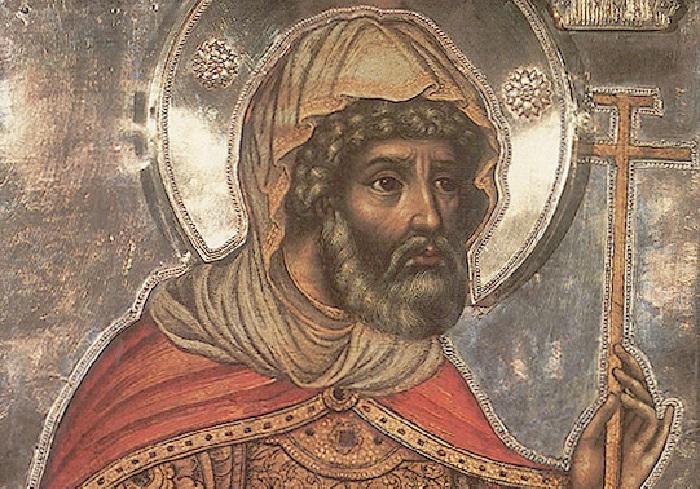 16 Οκτωβρίου – Γιορτή σήμερα: Άγιος Λογγίνος ο Εκατόνταρχος